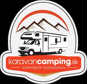 prenajom karavanov logo